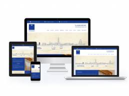 Langtrys Hotel Website Design Blackpool