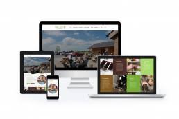 Light Ash Farm Shop WordPress Website and Woo Commerce Shop