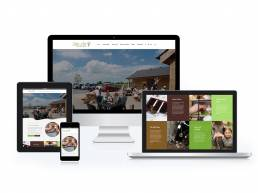 Light Ash Farm Shop WordPress Website and Woo Commerce Shop
