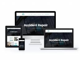 Accident Repair Centre Fylde Coast (ARC) Wordpress Website Design
