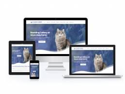 Cosy Cats Boarding Cattery Wordpress Website Design