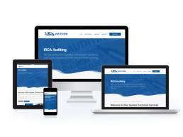 Dive System WordPress Website Design