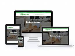 Self Storage Lytham WordPress Website Design