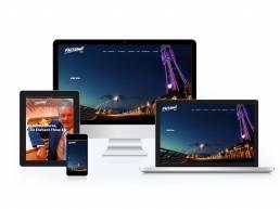 Phil Kelsall MBE Website Design