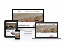 The Seacroft Hotel Website Design