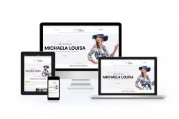 Solitaire Fashions Website Design