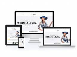 Solitaire Fashions Website Design