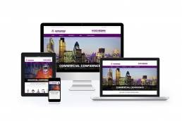 Responsive Website Design for Synergy BE created by Netintelect Web Design